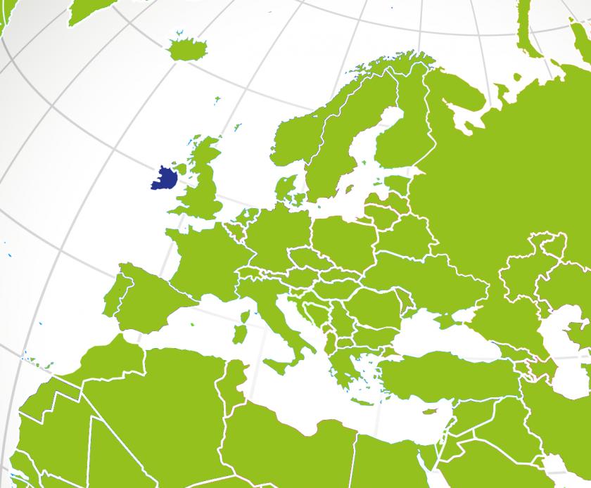 Ireland Ih World